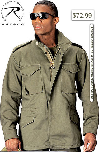 71279817bdade CATALOG  ROTHCO ULTRA FORCE M-65 FIELD JACKETS - U.S. Army Navy Store