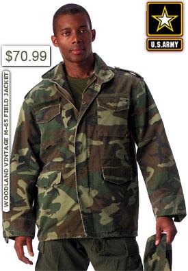 2e00936d262f7 CATALOG: ROTHCO ULTRA FORCE M-65 FIELD JACKETS - U.S. Army Navy Store
